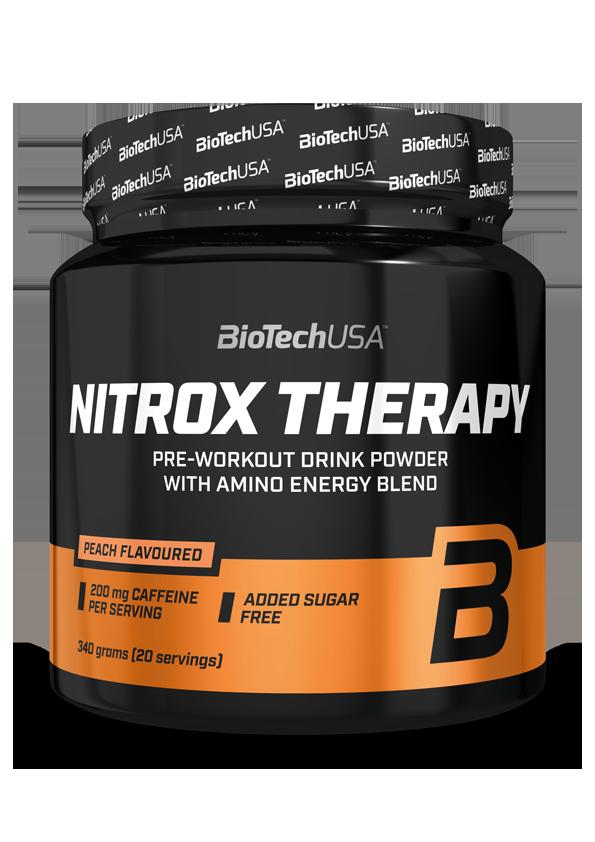 BioTech USA Nitrox Therapy 340 gr.