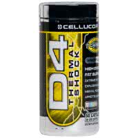 Cellucor D4 Thermal Shock (60 kap.)