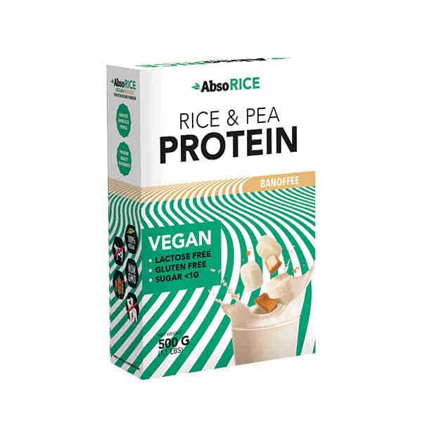 AbsoRice AbsoRice Reisprotein 0,5 kg