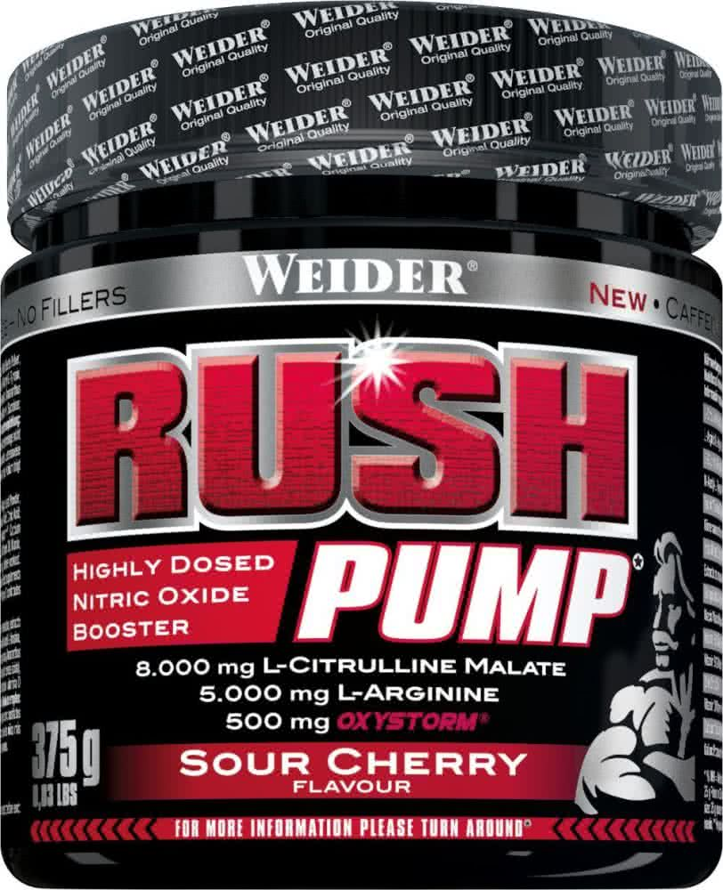 Weider Nutrition Rush Pump 375 gr.