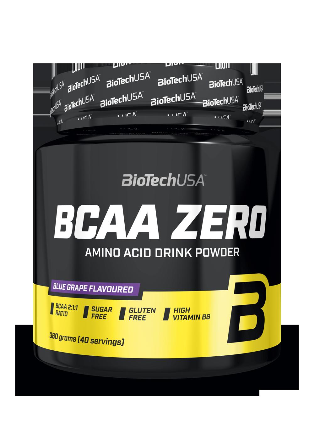 BioTech USA BCAA Flash Zero 360 gr.