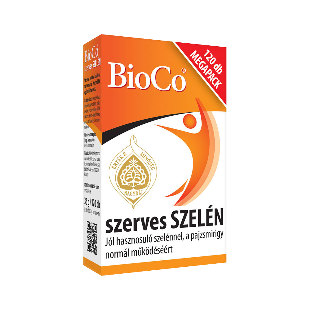BioCo Selenium 120 tab.