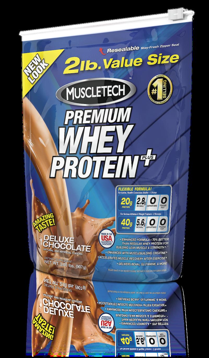 MuscleTech 100% Premium Whey Protein Plus 0,907 kg