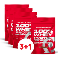 Scitec Nutrition 100% Whey Protein Professional 3+2 (2,5 kg)