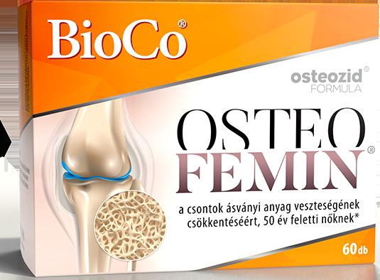 BioCo OsteoFemin 60 tab.