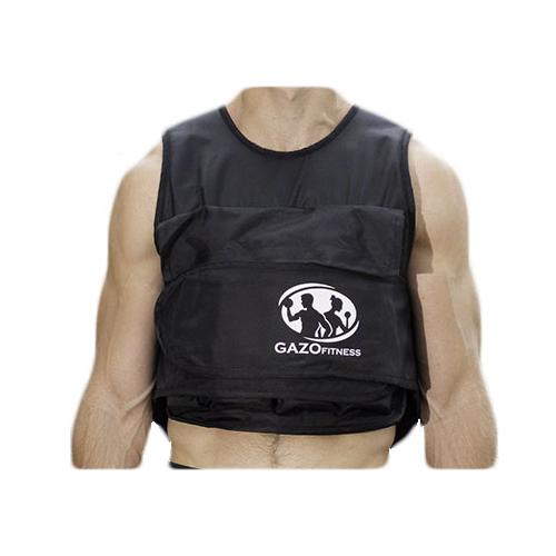 Gazo Fitness Adjustable Weight Vest 10kg St.