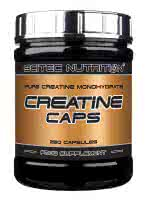 Scitec Nutrition Creatine Caps (250 kap.)