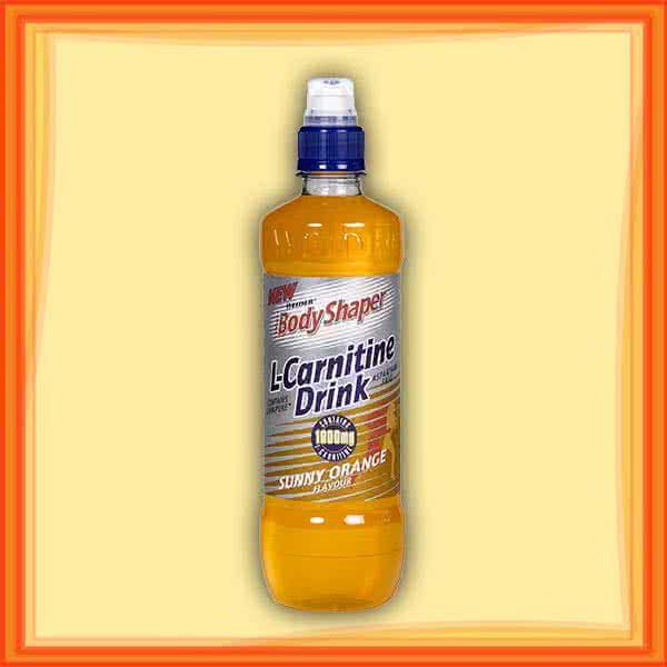 Weider Nutrition L-Carnitine Water 500 ml