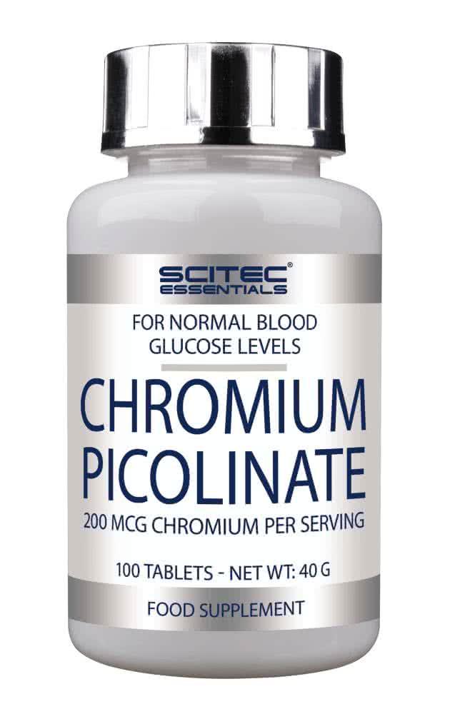 Scitec Nutrition Chromium Picolinate 100 tab.