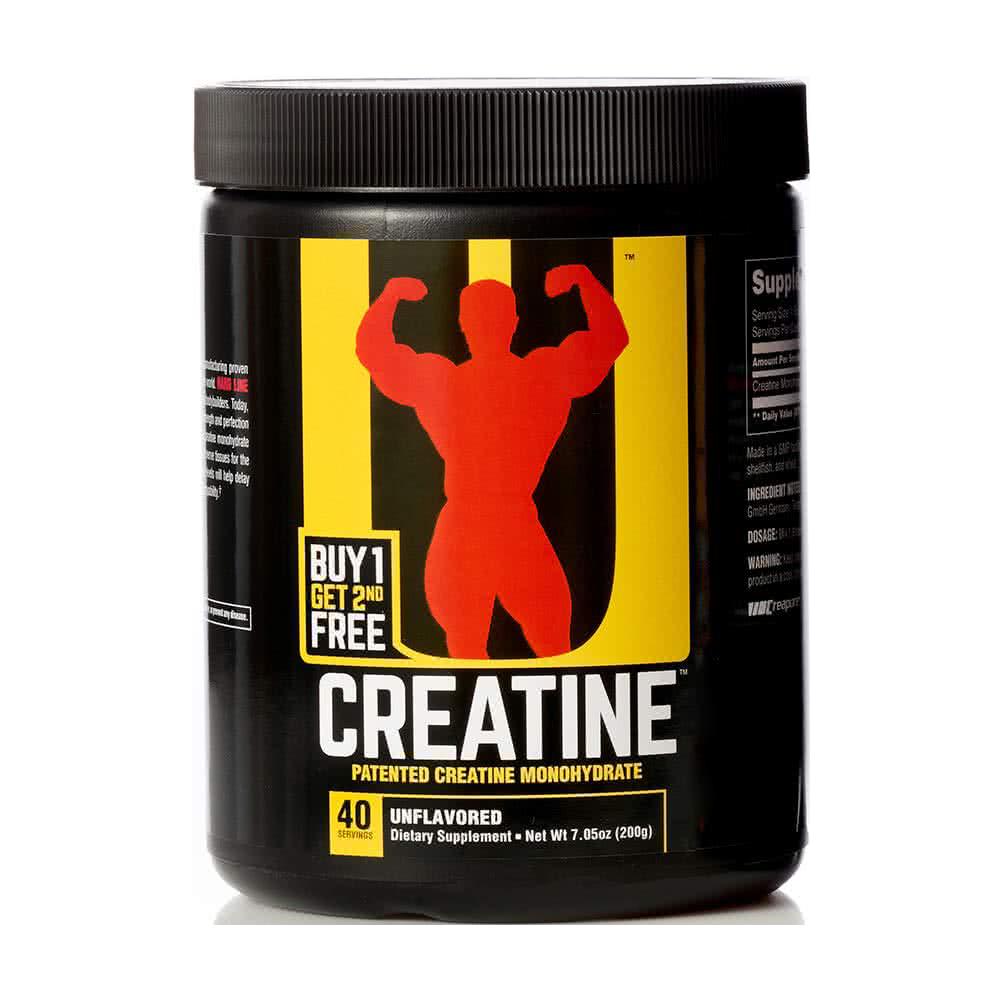 Universal Nutrition Creatine Monohydrate 200 gr.