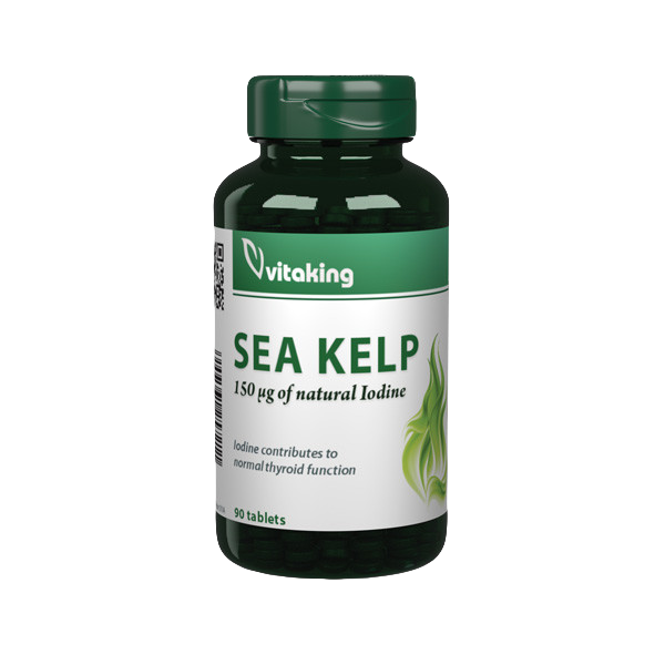 VitaKing Seetang (Sea Kelp) 90 tab.