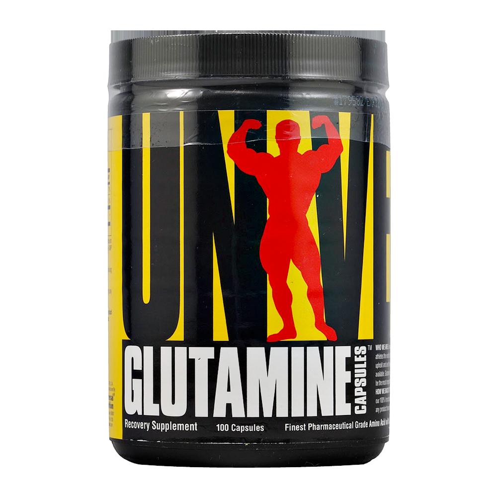 Universal Nutrition Glutamine Capsules 100 kap.