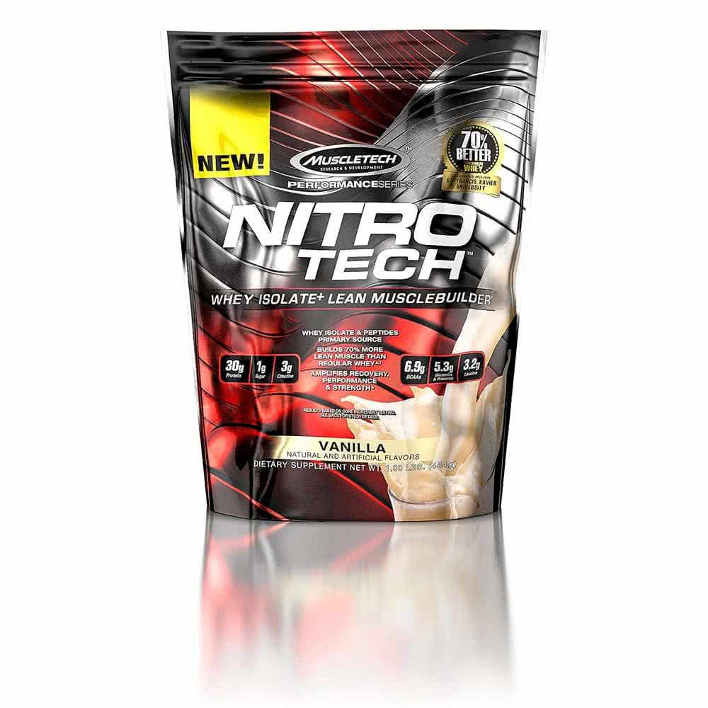 MuscleTech Nitro Tech 0,454 kg