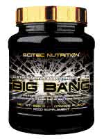 Scitec Nutrition Big Bang 3.0 (825 gr.)