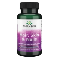 Swanson Hair Skin Nails Formula (60 tab.)