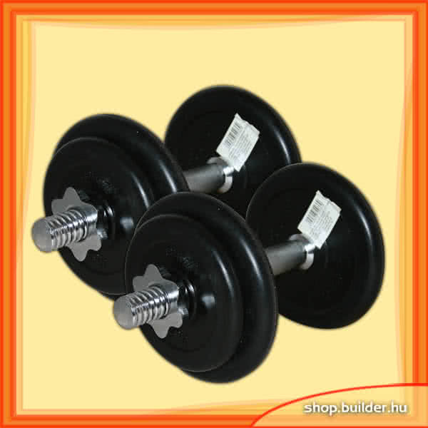Andere Home Gym Einhandhantel Set 2x9,5kg Set