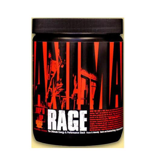 Animal Pak Animal Rage (powder) 150 gr.