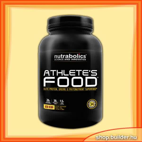 Nutrabolics Athletes Food 1,155 kg