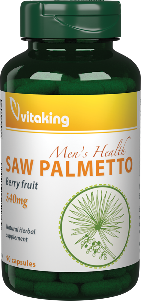 VitaKing Sägepalme (Saw Palmetto) (90 kap.)